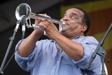 Efrem Towns, Dirty Dozen Brass Band