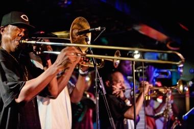 Rebirth Brass Horns
