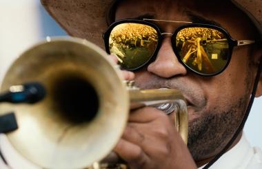 Branden Lewis, Preservation Hall Jazz Band