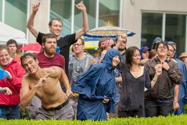 NOKAS Rain Dance